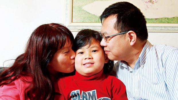 一個父親 如何迎戰最難治兒童癌症