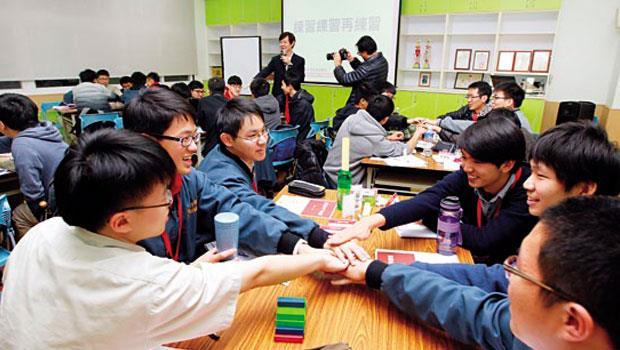不少建中學生希望透過增加表達力,能拉抬出好人緣。