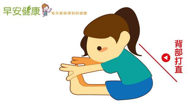 驚人奇效!日本健康專家:坐著前彎30秒,半年血管年輕10歲