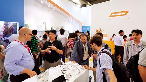 聯發科在中國智慧型手機市場卡位漂亮,目前正將觸角延伸至東南亞等新興國家,以分散市場過度集中的風險。