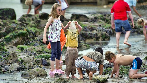 要讓小孩「動」,不要怕小孩「髒」!舞蹈家許芳宜:身體快樂了,心智就健康!