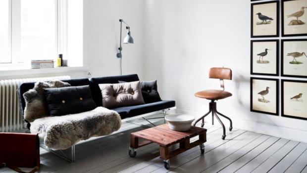坪數小的客廳,除了減少家具,該怎麼讓空間看起來更大?