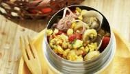 上班族必備》免開火的4道懶人料理:用「燜燒罐」就能做海鮮燉飯!