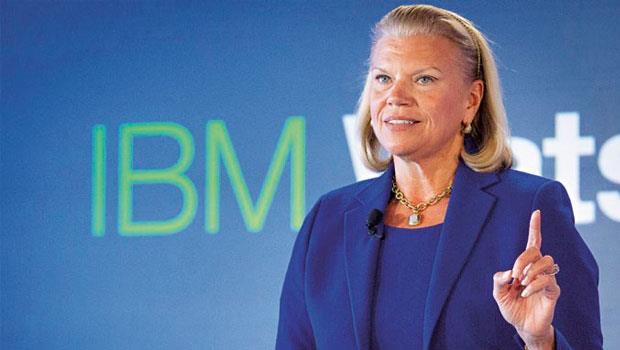 IBM女執行長-羅梅蒂(Virginia Rometty)