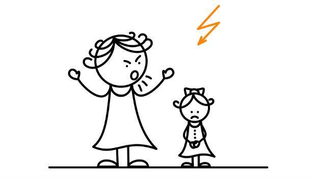 一個虎媽的懺悔:為什麼?孩子上台表演英文話劇,聽到我要來就說不演了
