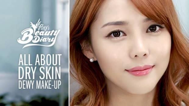 皮膚瑕疵多,該怎麼畫出「薄」妝感?6步驟教你畫出大師級的粉霧底妝 - 商業周刊