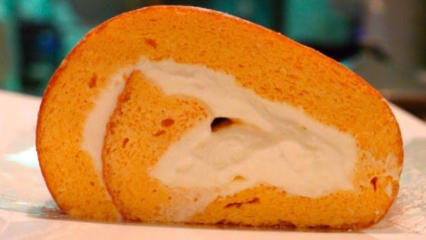離開冰箱才一會,蛋糕捲就變得塌塌的,你吃的是「鮮」奶油嗎?