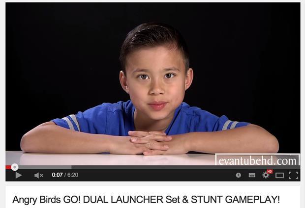 8歲小男孩上Youtube介紹玩具,竟能賺3900萬...8個青少年的致富故事 - 商業周刊
