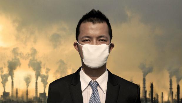 PM2.5比二手菸更可怕!你的口罩擋得住空氣汙染嗎?