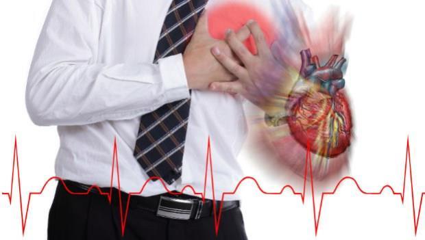 常常莫名心悸、無力....這種「心臟病」發作時,一杯冰開水,可能救你一命!