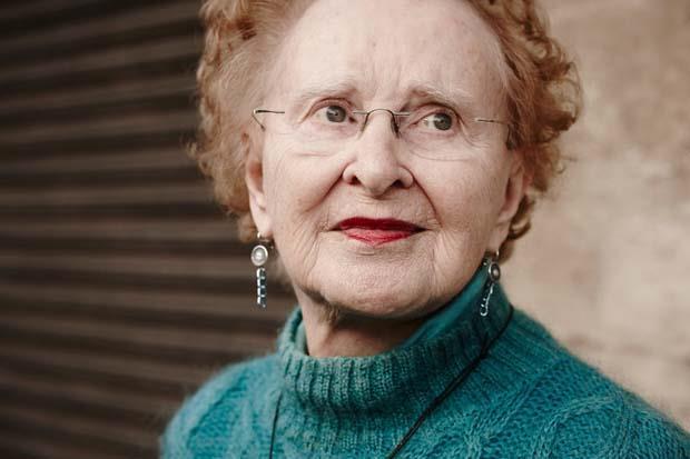 退休後只能吃飯、養老、帶孫子?91歲老婆婆,花了80年終於成為矽谷設計師 - 商業周刊