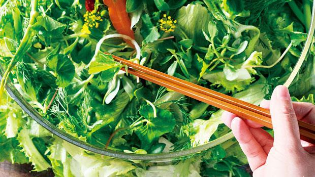 輕食料理-野蔬沙拉