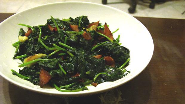 營養學博士也推崇!超級抗氧化蔬菜「地瓜葉」,這樣吃對身體最好