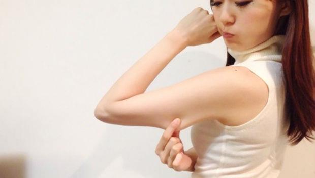 春暖花開前甩掉蝴蝶袖!現在就開始的3招「瘦手臂運動」