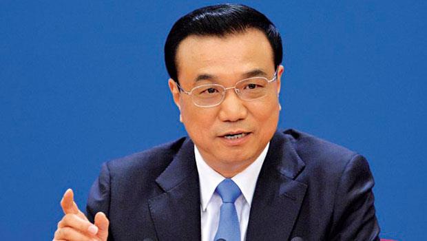 即使中國經濟走弱,李克強仍積極打造一種穩穩掌舵政策的形象。