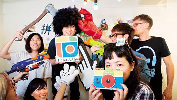 一款軟體、16 位員工、臉書14 億流量,讓這群年輕人有機會實現相機類App 獲利的美夢。