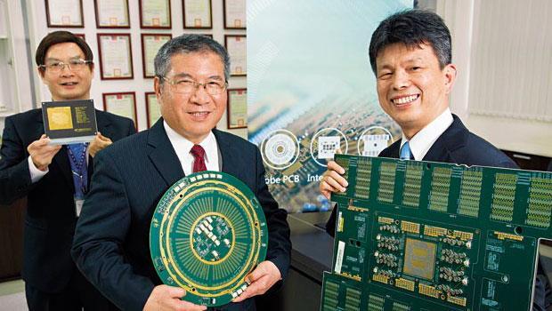 中華精測-產品為用於晶圓測試之印刷電路板