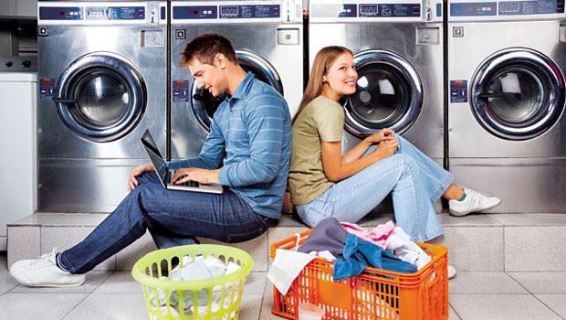 用水量兇、耗電量高的自助洗衣業者對於環保洗衣機的需求逐漸高漲。