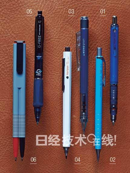 日本文具果然厲害!25個最新設計:自動鉛筆不會斷,橡皮擦不會到處掉屑 - 商業周刊
