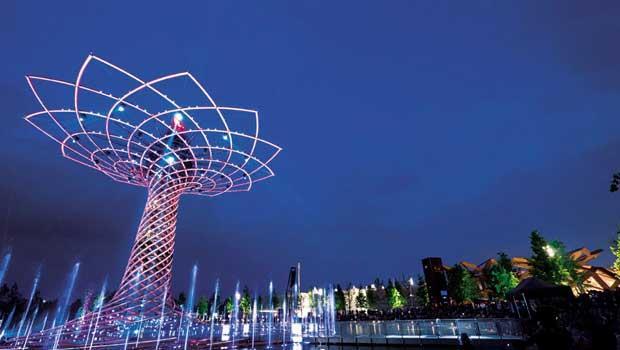 2015米蘭世界博覽會-世界飲食潮流與建築競技場