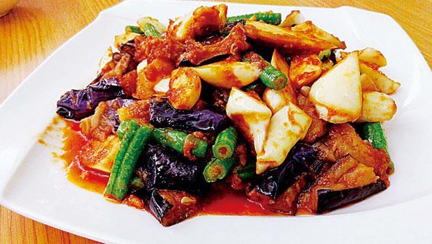 馬來風光餐廳炒四大天王
