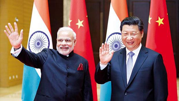 西安不僅是中國國家主席習近平(右) 故鄉,也是唐代唐三藏赴天竺取經的起點,莫迪(左) 選此做為訪中首站別有深意。