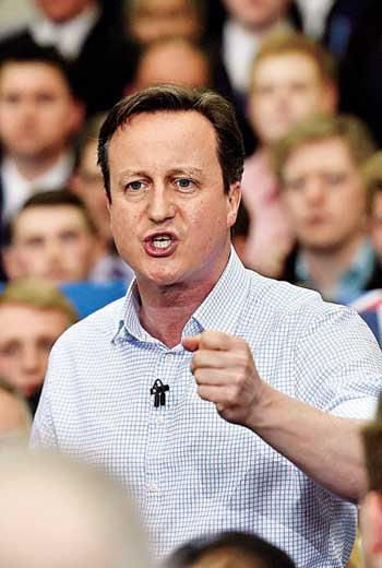 保守黨爆冷勝選,卡麥隆再任英國首相5-年,脫歐、蘇獨外交內政夾擊,將是另一個考驗開始。