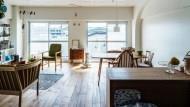不做天花板、壁掛電視...21坪老公寓變身清爽北歐風!達人教你偷學好設計
