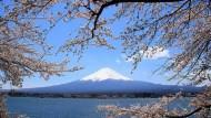 超厲害的日本玻璃工藝,十秒內就「吹」出熱銷的富士山杯!