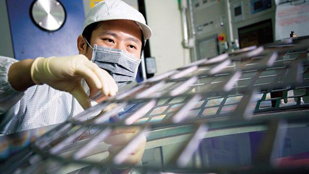 台灣的光通訊產業