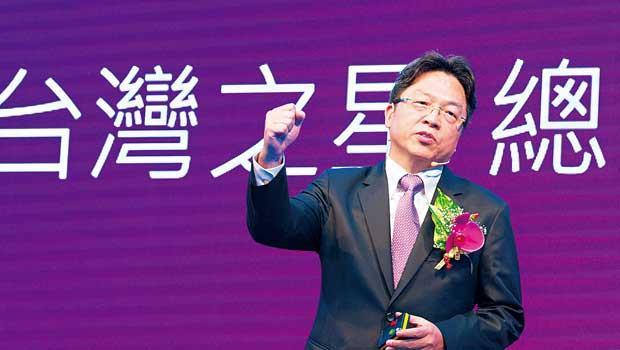 台灣之星總經理-賴弦五
