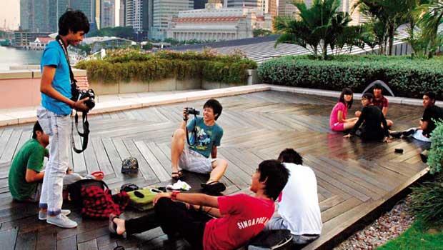 東協中,新加坡是最富裕的國家