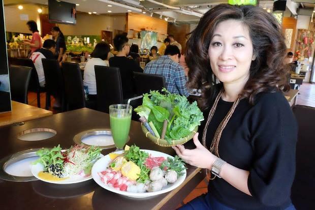 罹患胰臟癌,竟然靠吃「野菜」轉好!她開火鍋店,讓客人吃草吃到飽 - 商業周刊