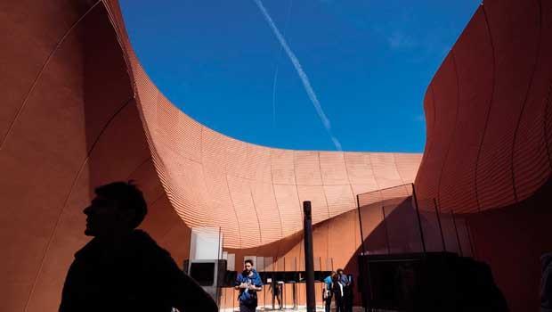 2015米蘭世界博覽會-阿聯館