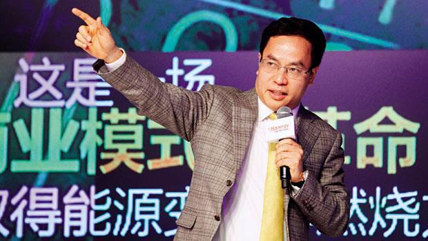 中國新首富-李河君