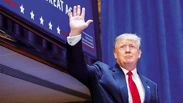 美國富豪川普(Donald Trump)