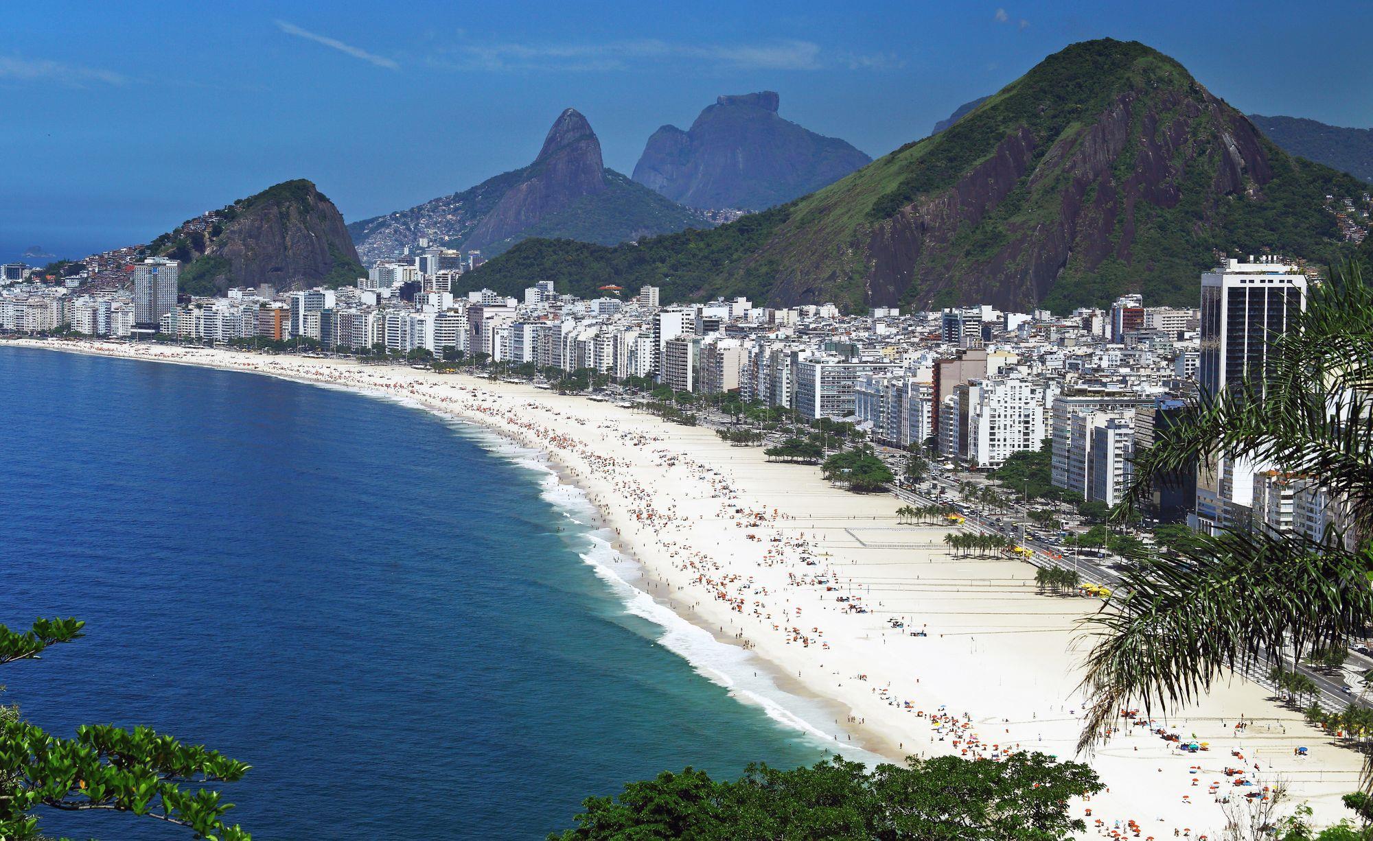 專屬的巴西迷情 就從聖保羅開始