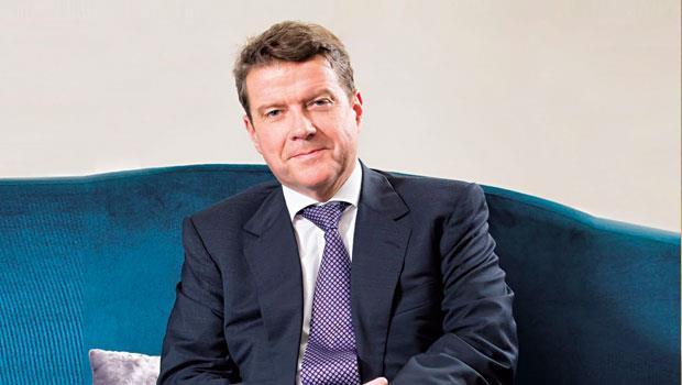 摩根士丹利全球機構證券業務總裁戴赫龍