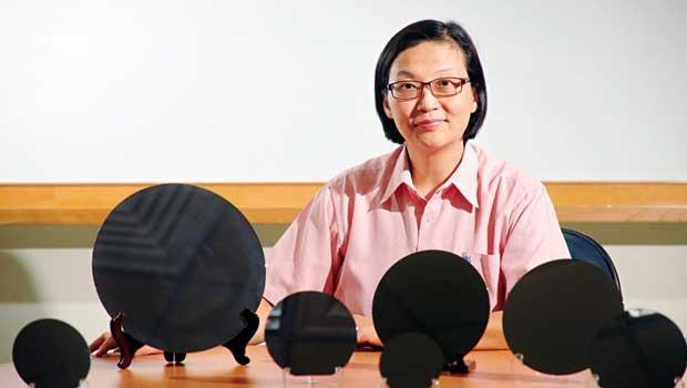 環球晶圓董事長-徐秀蘭