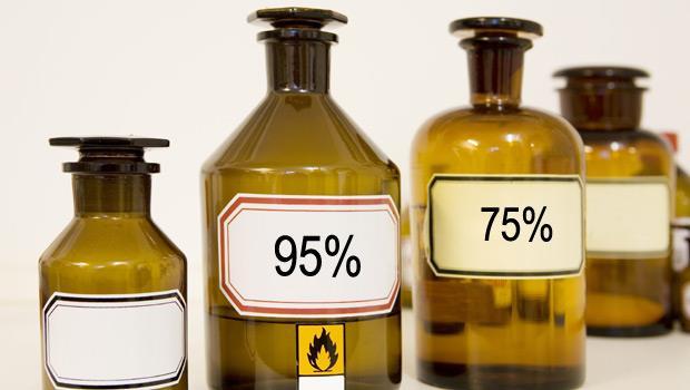 9成的人都搞不清楚!95%和75%的酒精,到底哪種消毒殺菌效果好?