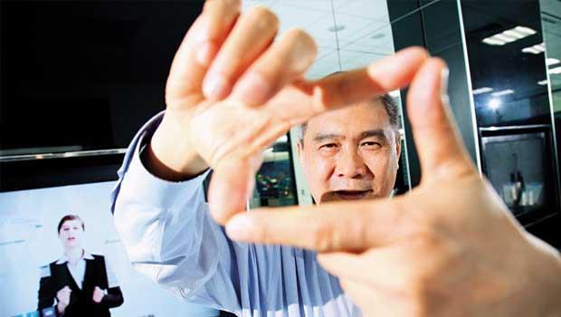 台達電子董事長-海英俊