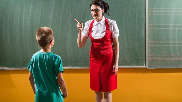 犯了錯怎麼處罰?「老師」和「母親」的思考有什麼不一樣