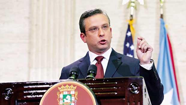 「美國的希臘」波多黎各總督