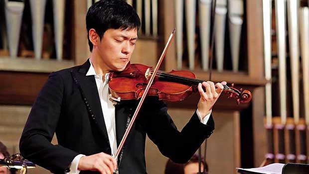 小提琴家-曾宇謙