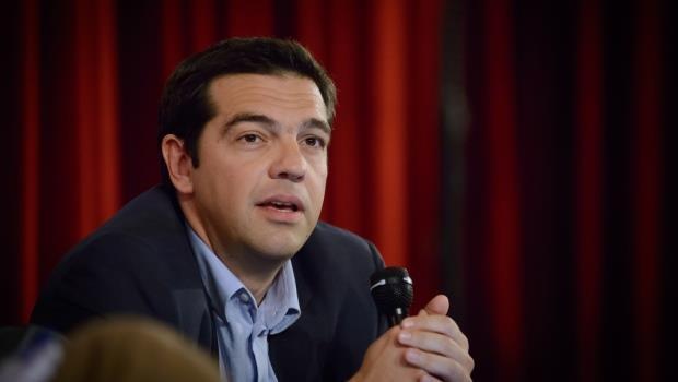 希臘總理奇普拉斯