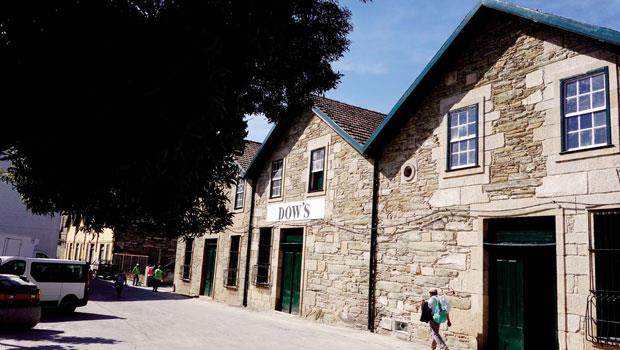 Symington家族擁有Dow's、Graham's等知名波特酒品牌,英系酒商典範。