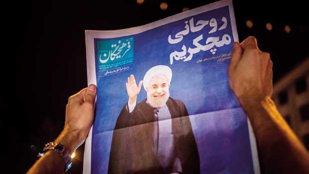 要褲子不要核子的伊朗總統