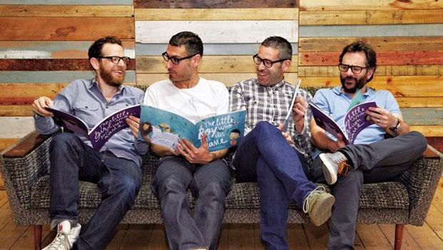 英國童書公司名字掉了,創辦人:阿西.沙拉比等4人