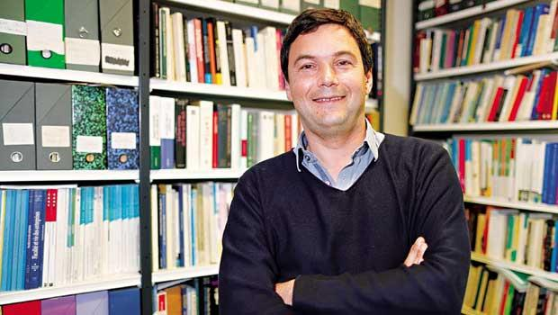 皮凱提(Thomas Piketty)