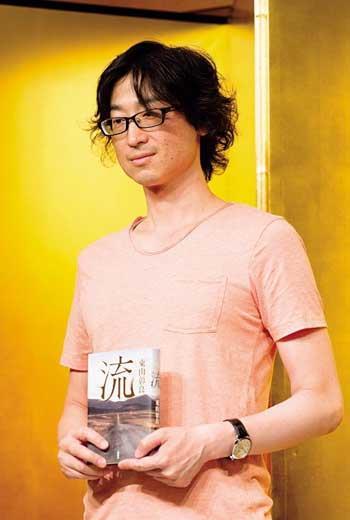 王震緒|首次入圍日本直木賞就得獎的台灣人
